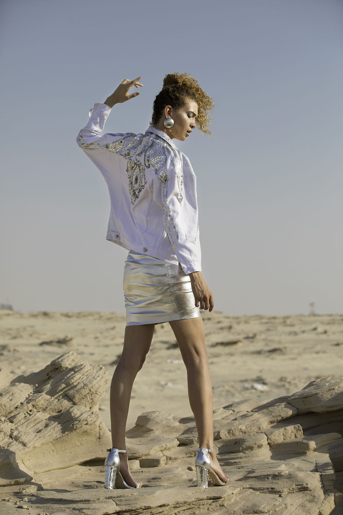 Fashion editorial Abu Dhabi by Loesje Kessels Fashion Photographer Dubai