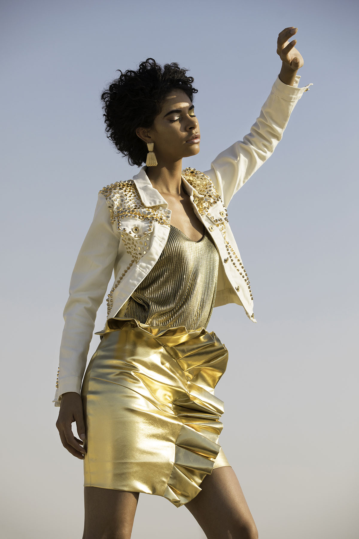 Fashion shoot by Loesje Kessels Fashion Photographer Dubai