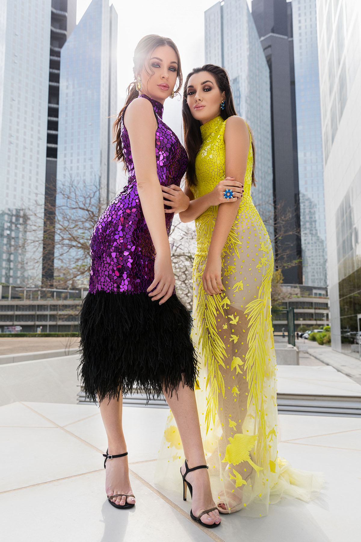 Editorial fashion shoot by Loesje Kessels Fashion Photographer Dubai