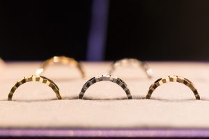 Stacked rings from Chaumet by Loesje Kessels Event Photographer Dubai