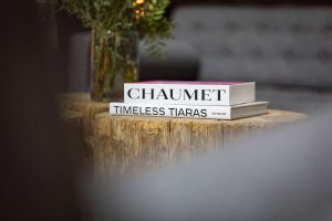 Chaumet book display by Loesje Kessels Event Photographer Dubai