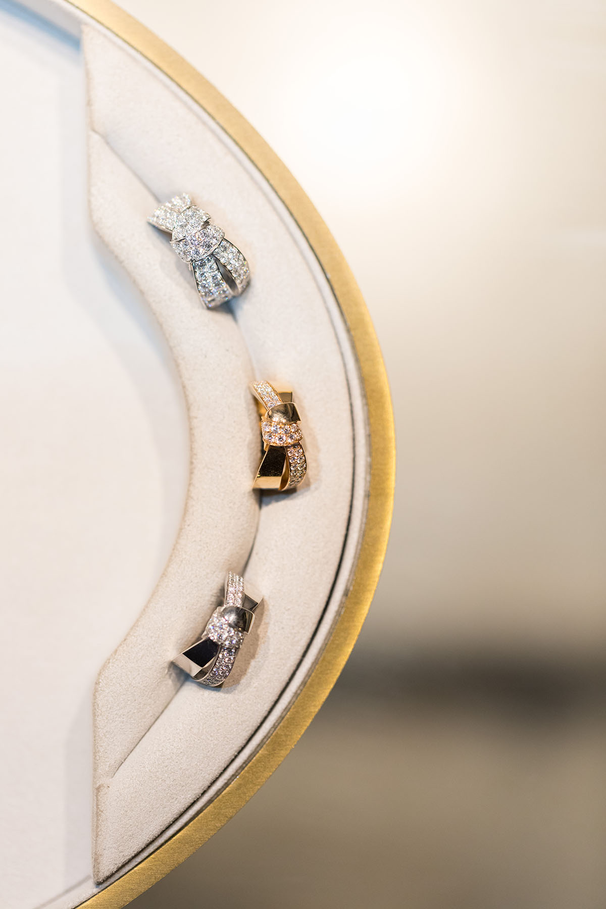 New ring collection from Chaumet by Loesje Kessels Event Photographer Dubai