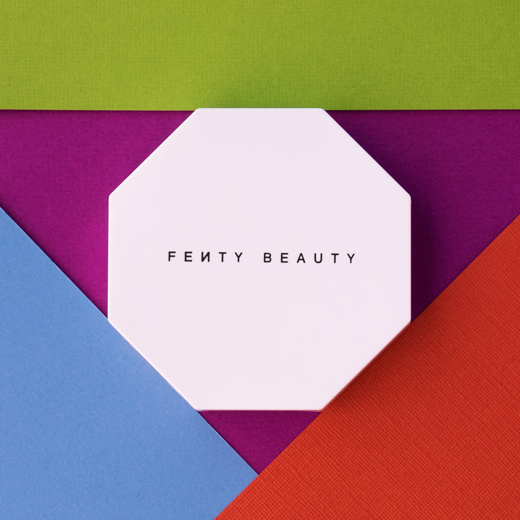 Commercial photography of Fenty Beauty by Loesje Kessels Fashion Photographer Dubai