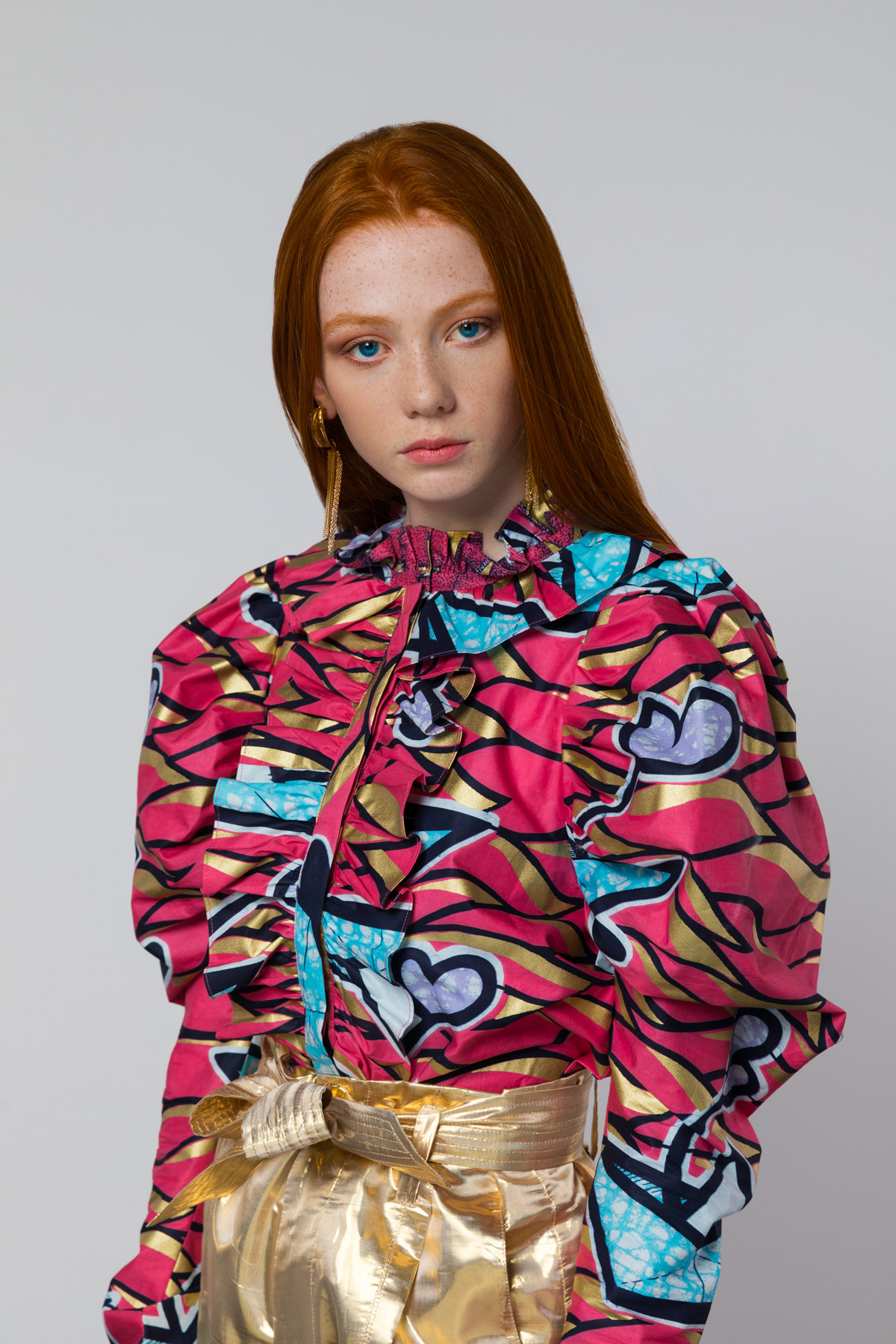 Piper MacKinnon by Loesje Kessels Fashion Photographer Dubai