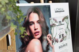 L'Oreal Paris Source Essentielle products presentation by Loesje Kessels Event Photographer Dubai