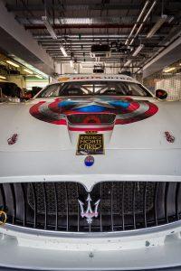Maserati ready to race the the Trofeo by Loesje Kessels Fashion Photographer Dubai