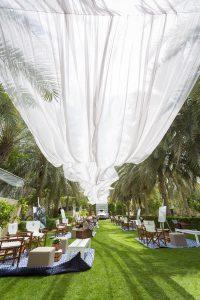 Event set up at the Maserati polo match by Loesje Kessels Fashion Photographer Dubai