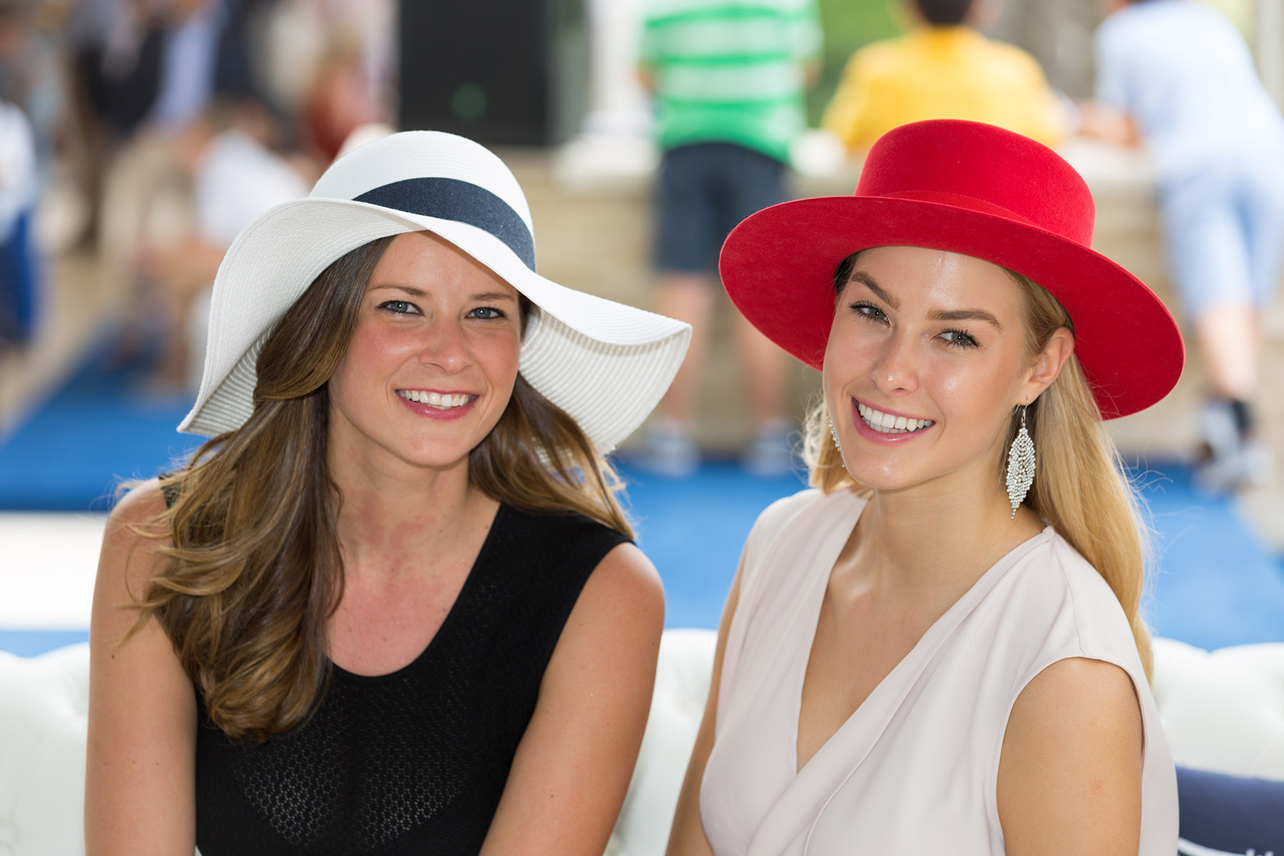 Guests at the Maserati Polo event by Loesje Kessels Fashion Photographer Dubai