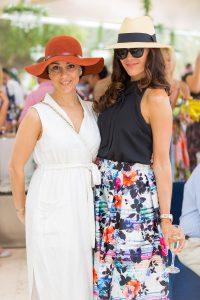 Guests enjoying the Maserati polo event by Loesje Kessels Fashion Photographer Dubai