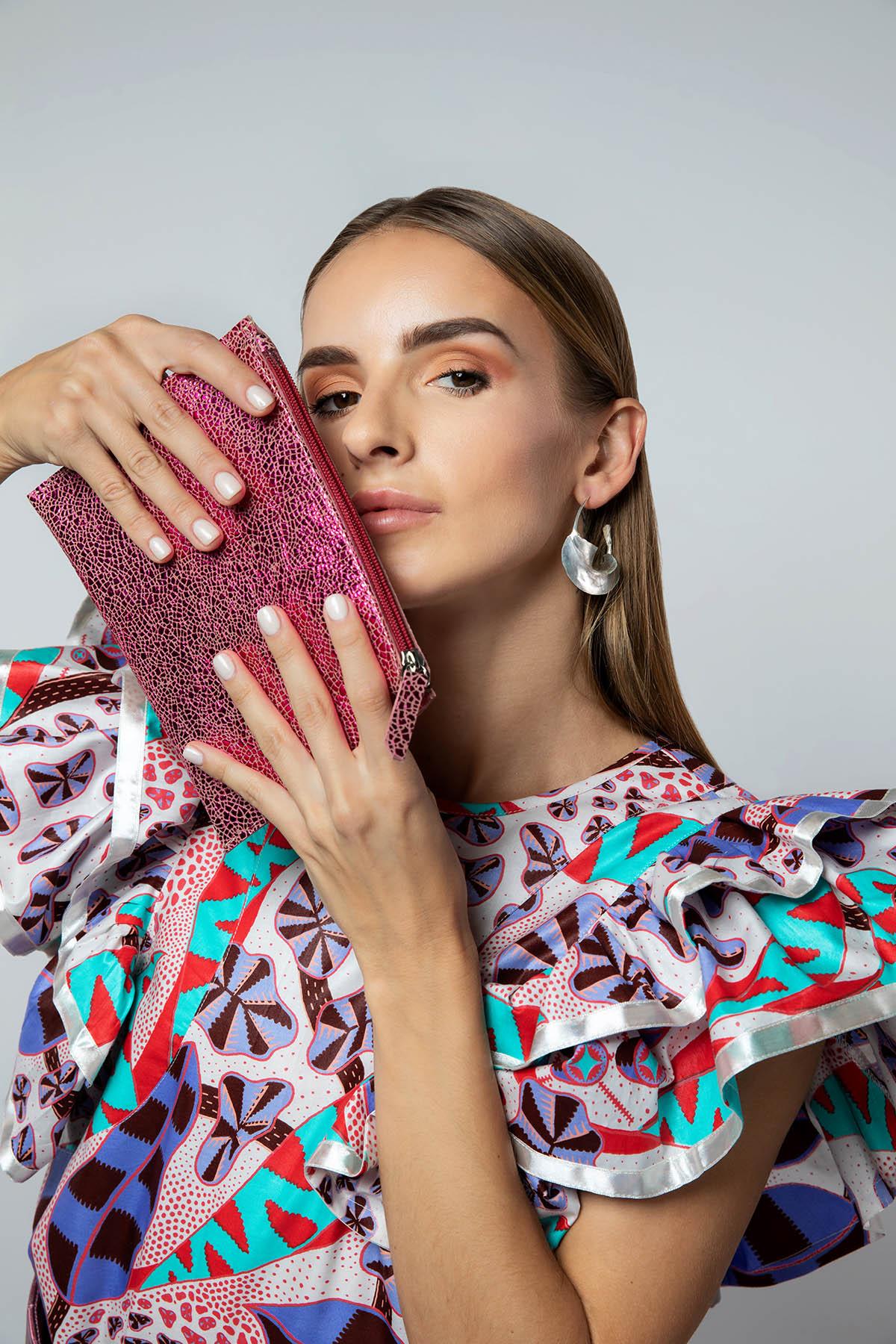 Lookbook photoshoot with Katrina by Loesje Kessels Fashion Photographer Dubai