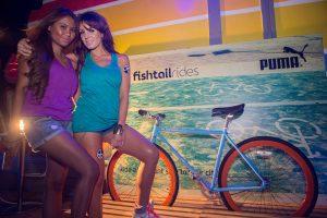 Fishtail ride PUMA event at the Media One Hotel by Loesje Kessels Fashion Photographer Dubai