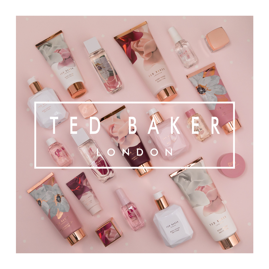 Commercial photography of Ted Baker's luxury bath and body collection by Loesje Kessels Fashion Photographer Dubai