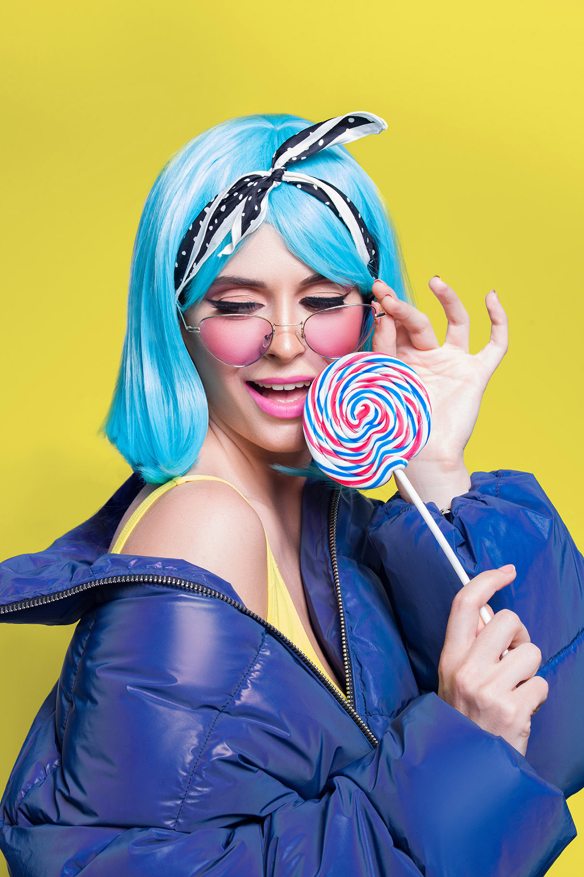 Fashion lookbook photoshoot at Dubai Fashion Institute FAD by Loesje Kessels